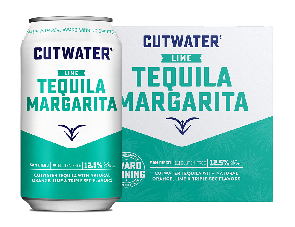 Tequila Margarita Can & 4-Pack