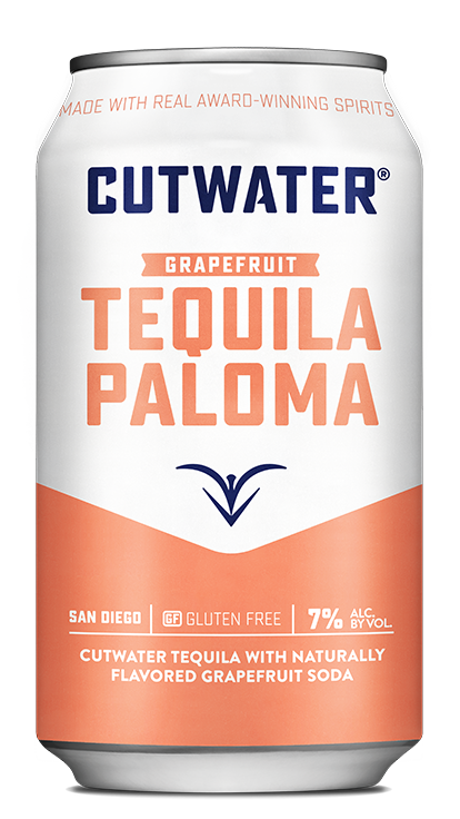 Canned Cocktails – Tequila Paloma