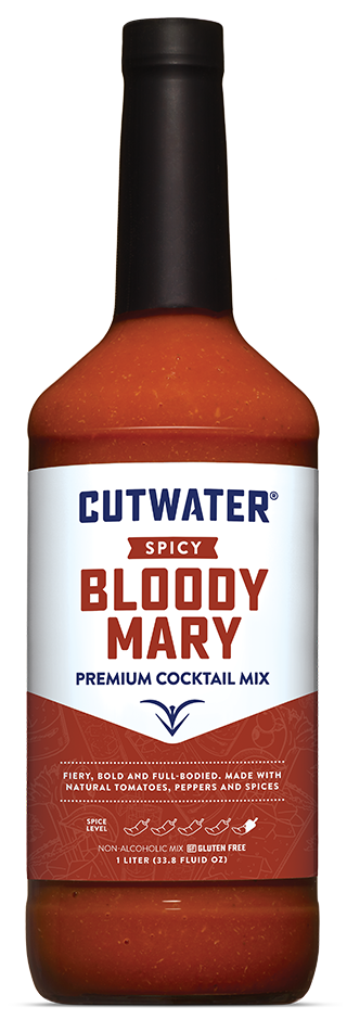 Spicy Bloody Mary Mixer