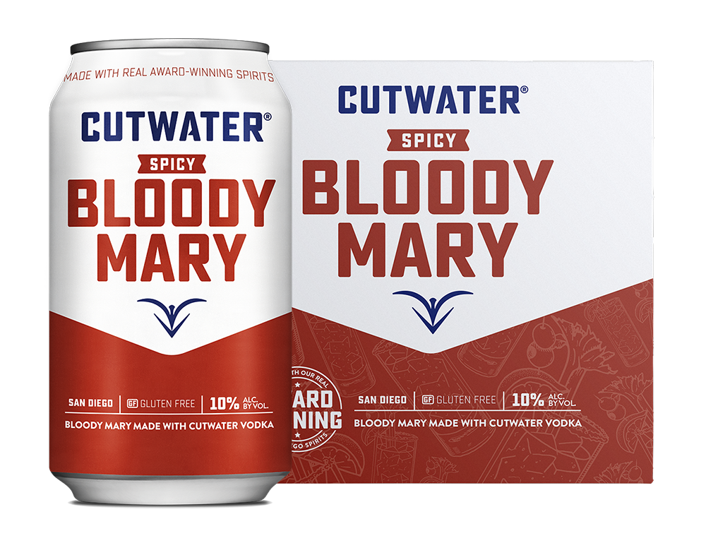 Spicy Bloody Mary – Can & 4-Pack