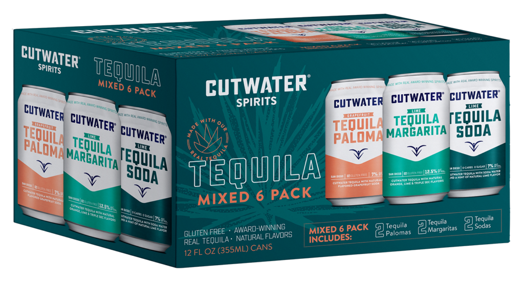 Tequila Mixed 6-Pack